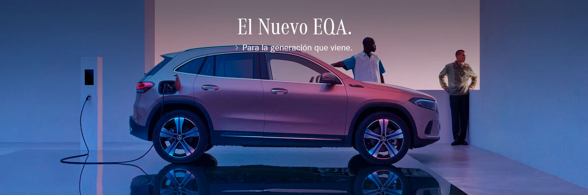 MERCEDES-BENZ-EQA